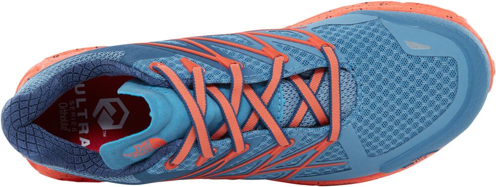 guia de tallas zapatillas north face